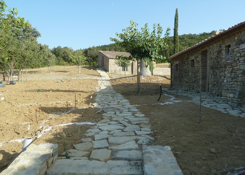 HOMESTEAD IN VAL D'ORCIA